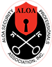 Aloa Security Professionals Association, Inc. logo representing the membership of Optima Security, Inc. in Jacksonville, FL